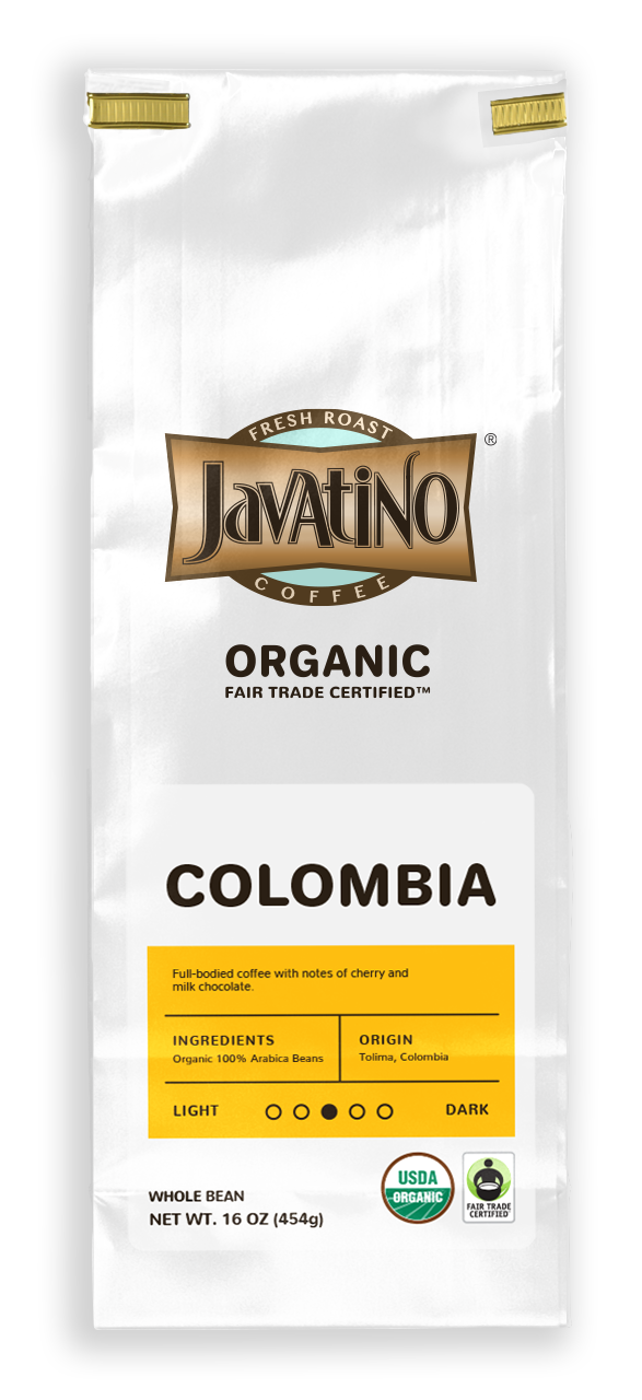 Colombia Organic Bag